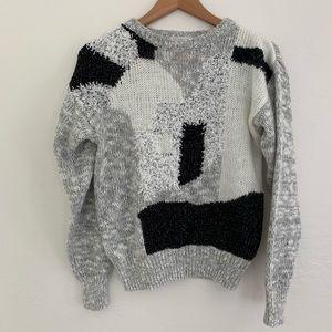James St. John vintage Knit sweater